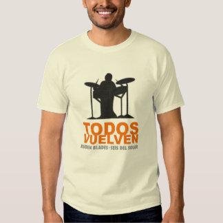 Seis del Solar - B - Irizarry T Shirt