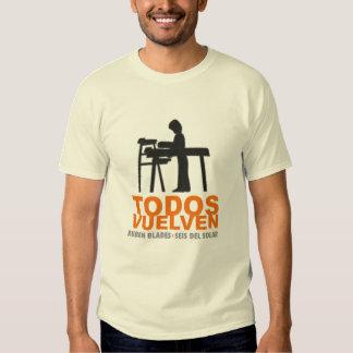 Seis del Solar - B - Ortiz T-shirts