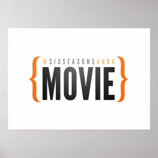 Seis estaciones y una película poster