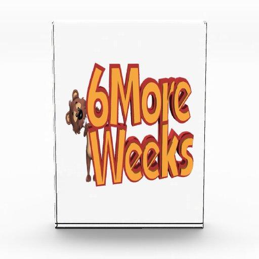 Seis más semanas