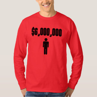 Seis millones de hombres del dólar playera