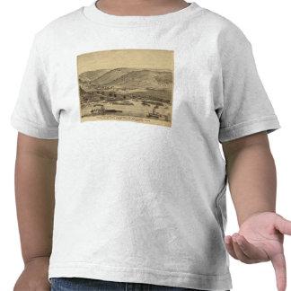 Seis transbordadores de la milla camisetas