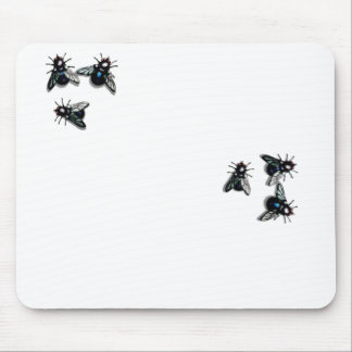 Seis vuela el mousepad tapetes de ratón
