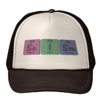 Seism-Se-I-Sm-Selenium-Iodine-Samarium.png Gorras De Camionero
