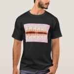 Seismic Measure - Fractal Art T-Shirt