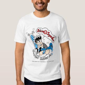 SeismoSquad - Charles Richter Jr. T-Shirt