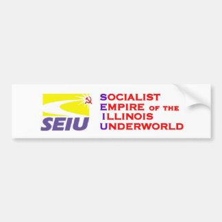 SEIU Acronym Bumper Sticker