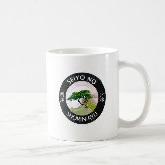 Seiyo-No Shorin Ryu Logo Item Coffee Mug