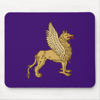 Seize griffin gryphon mouse pad