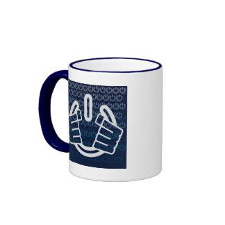 Seize Power! Ringer Mug
