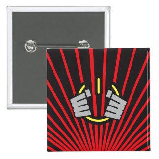 Seize Power Symbol Button