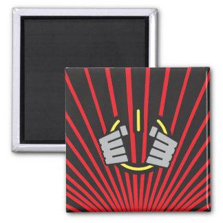 Seize Power Symbol Magnet