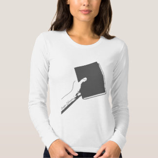 Seize the Book (Charcoal) T Shirt