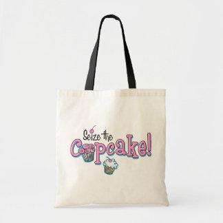 Seize The Cupcake Bag