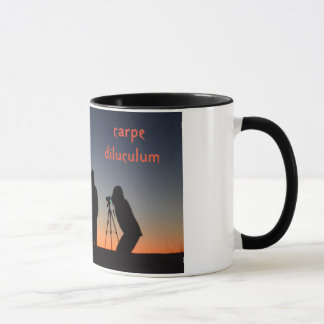 Seize the Dawn Coffee Mug