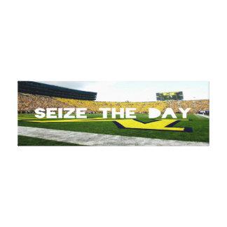 Seize The Day - Ann Arbor Canvas Print