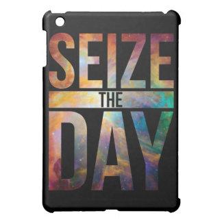 Seize the Day Black Cover For The iPad Mini