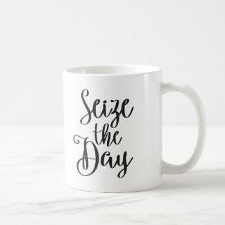 Seize the Day Coffee Mug