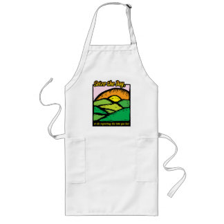 Seize The Day... Long Apron