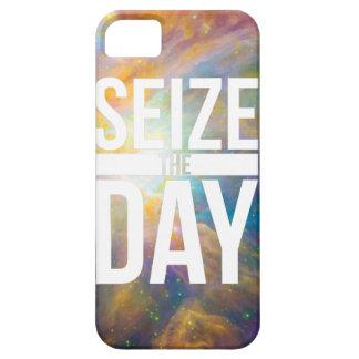 Seize the Day Nebula iPhone SE/5/5s Case