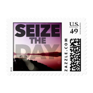 Seize The Day Postage