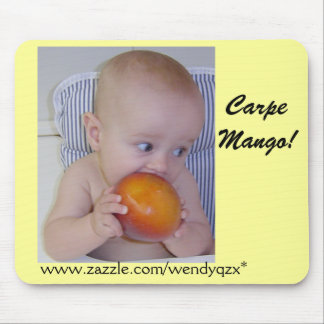 Seize the Mango! * Mouse Pad