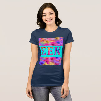 SEK Flower Love T-Shirt