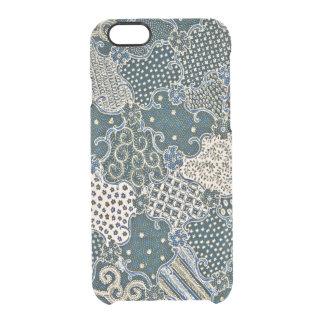 Sekar Jagad Batik Clear iPhone 6/6S Case