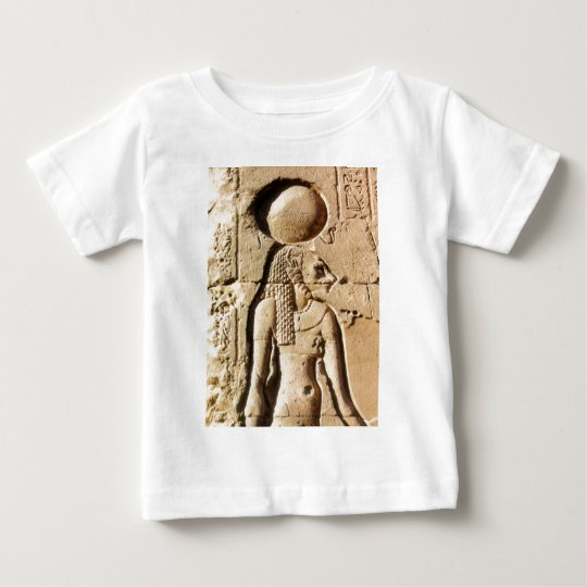 Sekhmet Lioness Hieroglyphic Baby T-Shirt