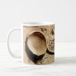 Sekhmet Lioness Hieroglyphic Coffee Mug