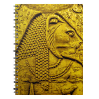 Sekhmet Notebook