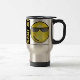 Seki A! Smiley Coffee Mugs