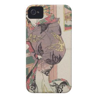 Seki: Shiratama of the Sano-Matsuya Keisai Eisen iPhone 4 Case