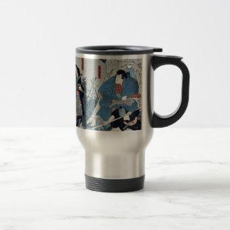Sekiguchi yataro kanefusa miyamoto musashi coffee mugs