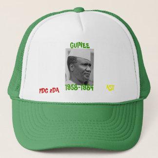 sekoutoure, PDG RDA, 1958-1984, GUINEE, AST Trucker Hat