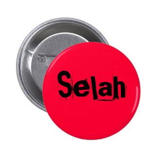 Selah Pin Redondo De 2 Pulgadas