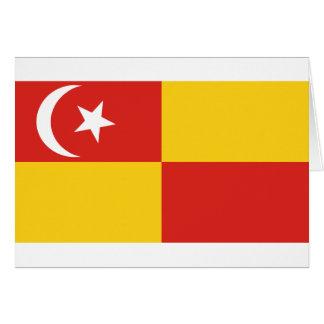 Selangor, Malaysia Greeting Card