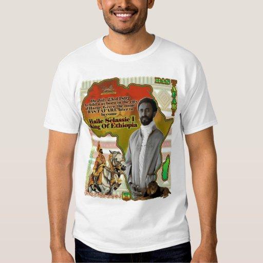selassie_africa t shirt