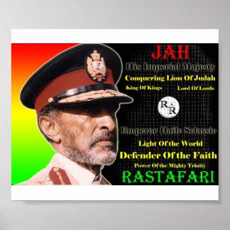 Selassie Titles Poster