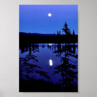 Selawik Moonscape Poster