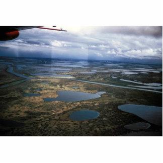 Selawik Refuge Wetlands Cut Out