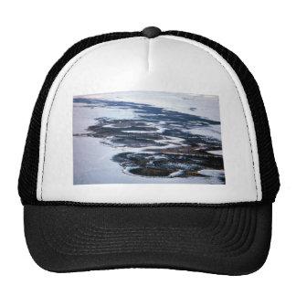 Selawik River in Winter Trucker Hat