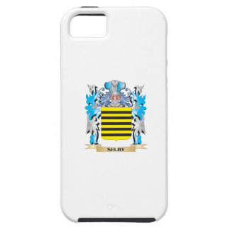 Selby Coat of Arms - Family Crest iPhone 5 Cover