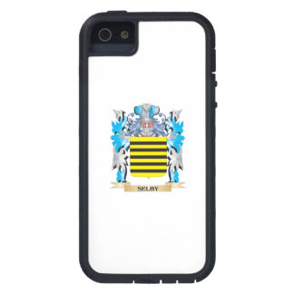 Selby Coat of Arms - Family Crest iPhone 5 Covers
