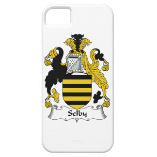 Selby Family Crest iPhone 5 Covers