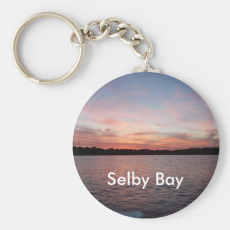 Selby On The Bay Keychain