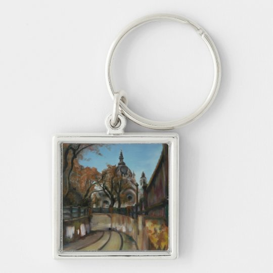 Selby Tunnel Keychain