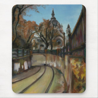 Selby Tunnel Mouse Pad