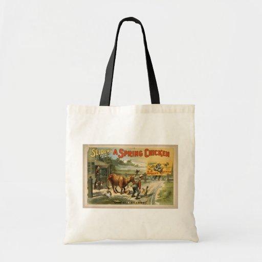 Selden's Canvas Bag