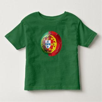Selecção das Quinas Fuetbol Bola T-shirt